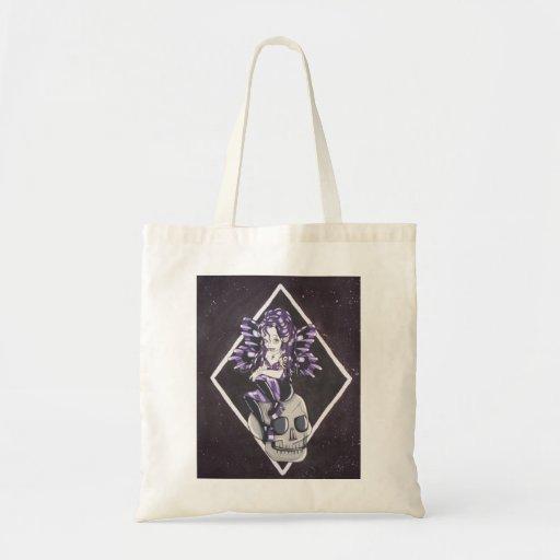 Agradable y travieso bolsa de mano