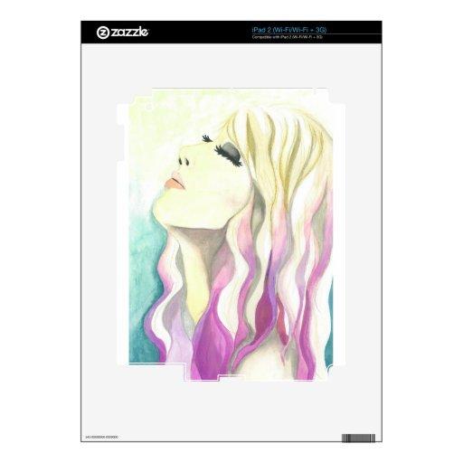 """""""Agradecido """" Skin Para El iPad 2"""