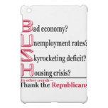 Agradezca el caso de Ipad de los republicanos