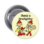 Agradezca las camisetas y los regalos de un bomber pins