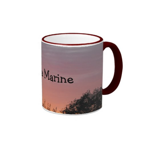 Agradezca una taza marina del ~