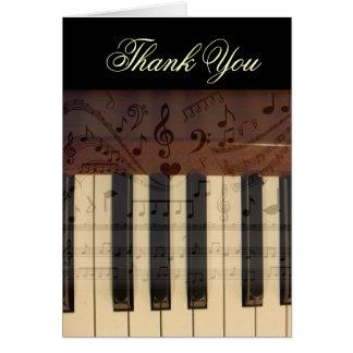 Agradezca You_ Tarjeta De Felicitación