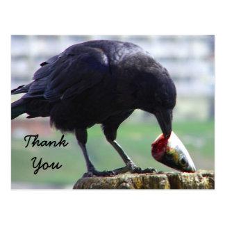 Agradezca You_ Tarjeta Postal