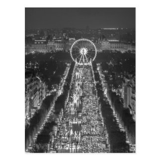 Agree, Paris, France Postcard