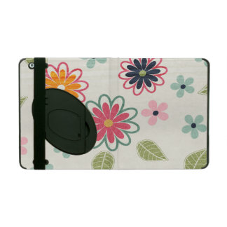 Agreeable Loyal Divine Polite iPad Folio Case