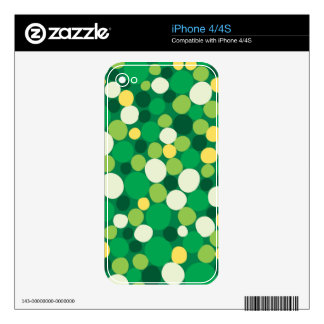 Agreeable Pleasurable Amicable Powerful iPhone 4 Decals