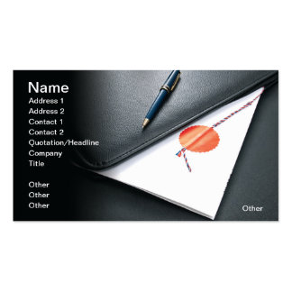 Agreement Double-Sided Standard Business Cards (Pack Of 100)
