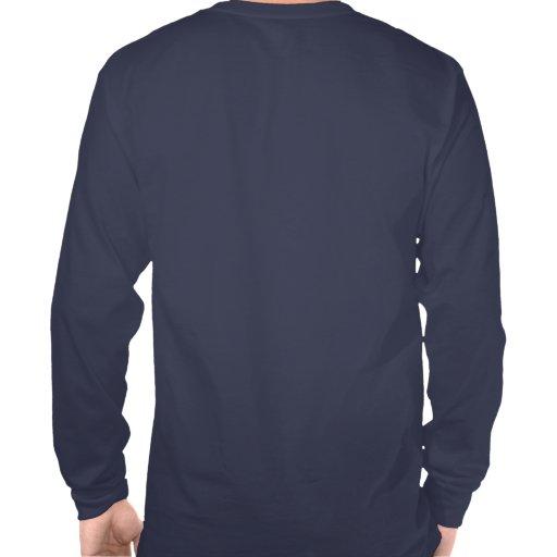 Agresión hostil Longsleeve T de Prosery para hombr Camiseta
