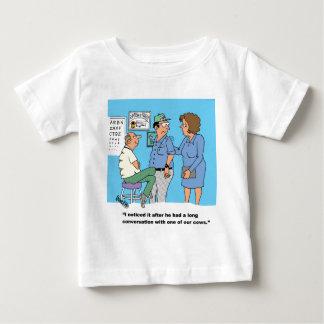Agricultral Farm Cartoon Giftware Baby T-Shirt