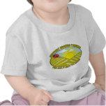 Agricultura biológica de la ayuda camiseta