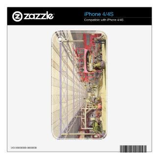 """Agricultura, de """"Pictu completo de Dickinson Calcomanías Para iPhone 4S"""