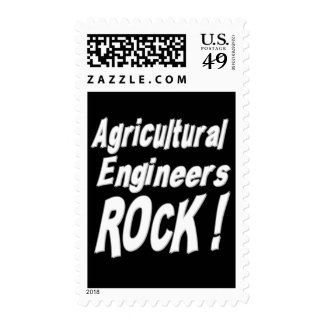 Agricultural Engineers Rock ! Postage Stamp