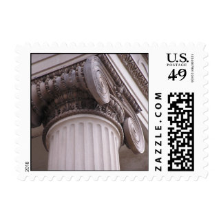 Agricultural Hall Column Stamps