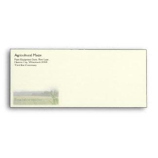 Agricultural maize business envelope