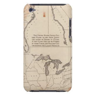 Agricultural Productions in the US iPod Case-Mate Case