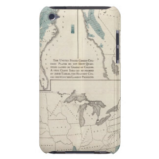 Agricultural productions iPod touch case