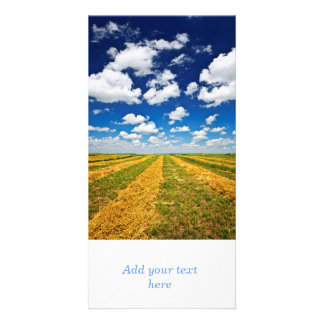agriculture_110601_01_print jpg personalized photo card
