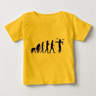 Agriculture Farmer farming scare crow Baby T-Shirt