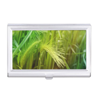 Agriculture Subject Business Card Holder