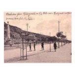 Agrigentà, replica Vintage postcard