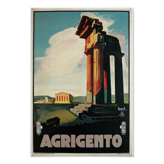 Agrigento Poster