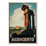 Agrigento Posters