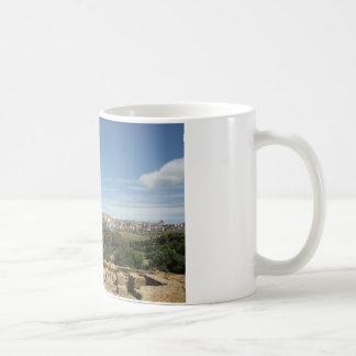 Agrigento, Sicily Coffee Mug