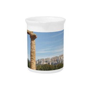 Agrigento, Sicily Drink Pitcher