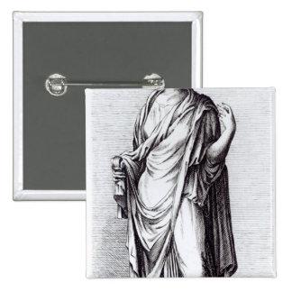 Agrippina, c.1653 pin cuadrado