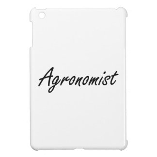 Agronomist Artistic Job Design iPad Mini Cover