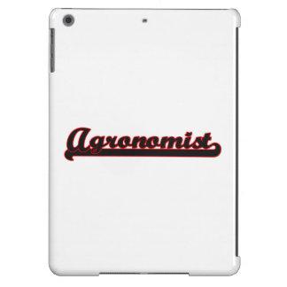 Agronomist Classic Job Design Case For iPad Air