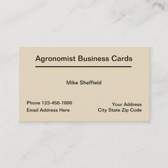 Agronomist services businesscards business card zazzle agronomist services businesscards business card colourmoves