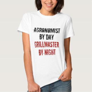 Agrónomo de Grillmaster Camisas