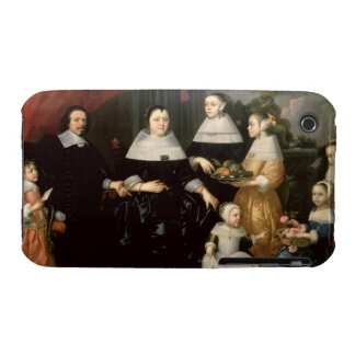 Agrupe el retrato dijo ser la familia de Kuysten iPhone 3 Case-Mate Fundas