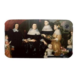 Agrupe el retrato dijo ser la familia de Kuysten Funda Para iPhone 3 De Case-Mate