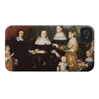 Agrupe el retrato dijo ser la familia de Kuysten Funda Para iPhone 4 De Case-Mate