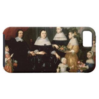 Agrupe el retrato dijo ser la familia de Kuysten Funda Para iPhone SE/5/5s