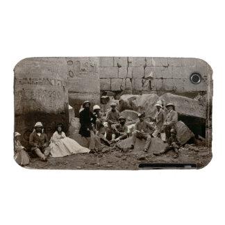 Agrupe la fotografía en el Pasillo de columnas, Carcasa Para iPhone 3