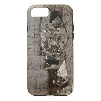 Agrupe la fotografía en el Pasillo de columnas, Funda iPhone 7