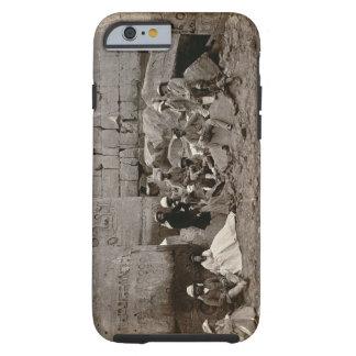 Agrupe la fotografía en el Pasillo de columnas, Funda Resistente iPhone 6