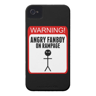 Agry Fanboy iPhone 4 phonecase iPhone 4 Cover