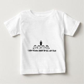 AGT Photo's 004, I DONT WANNA GROW UP IMA AGT FAN! Infant T-shirt