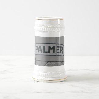 Agua 02 de Palmer Taza De Café