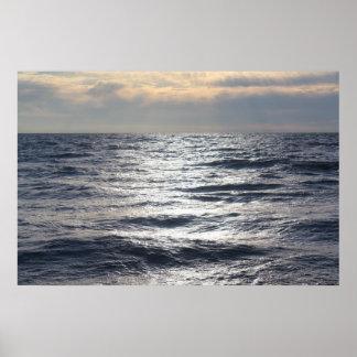 Agua 8 póster