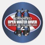 Agua abierta avanzada (ST)