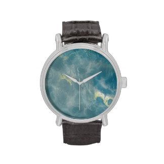 Agua abstracta TPD Reloj De Mano