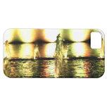 Agua amarilla iPhone 5 Case-Mate cobertura