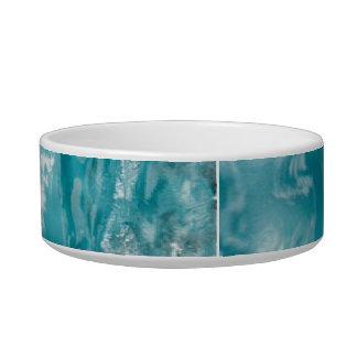 Agua azul   de Torquiose Boles Para Gatos