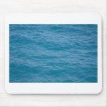 Agua azul del Caribe Alfombrilla De Raton