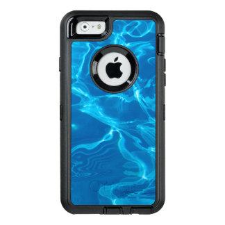 Agua azul funda otterbox para iPhone 6/6s